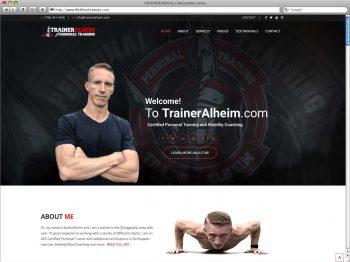 Trainer Alheim