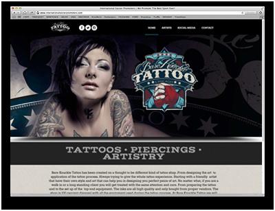 Bare Knuckle Tattoo